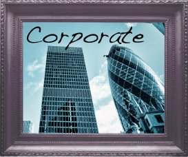 Entertainment Corporate frame